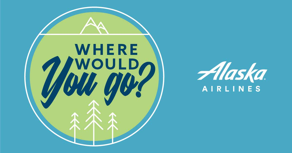 Alaska Airlines Is Celebrating One Year In Ict