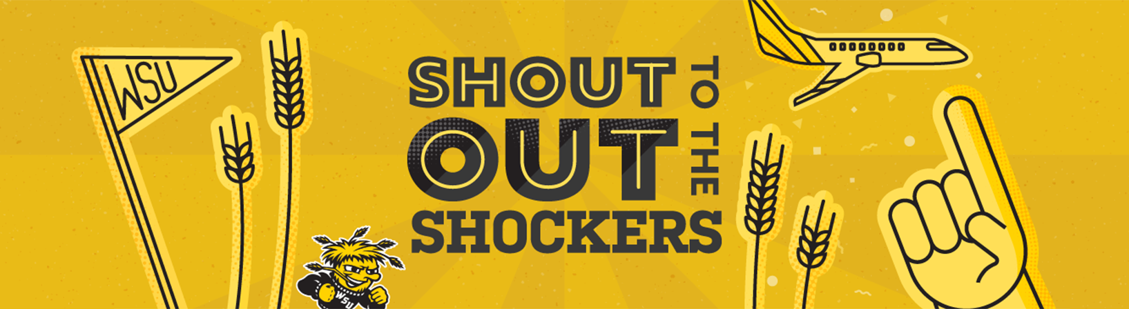 Shout Out to the Shockers