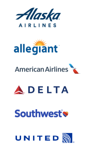 Airlines at Wichita Airport with nonstop destinations