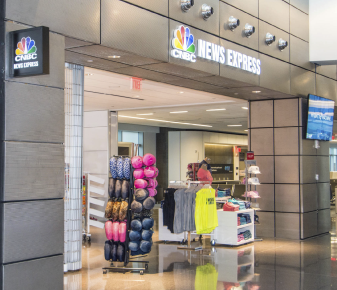 CNBC News Express Wichita Airport