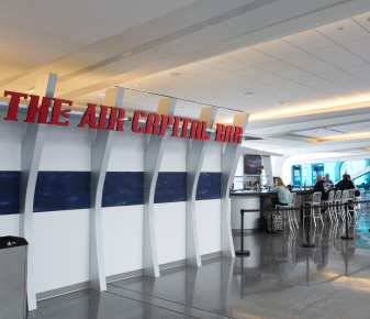 Air Capital Bar Wichita Airport