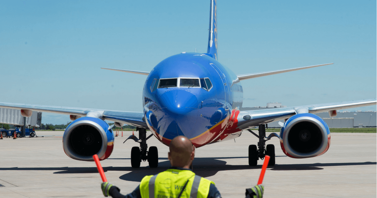 southwest flight status midway
